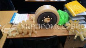 Пробное литье полиуретановых изделий